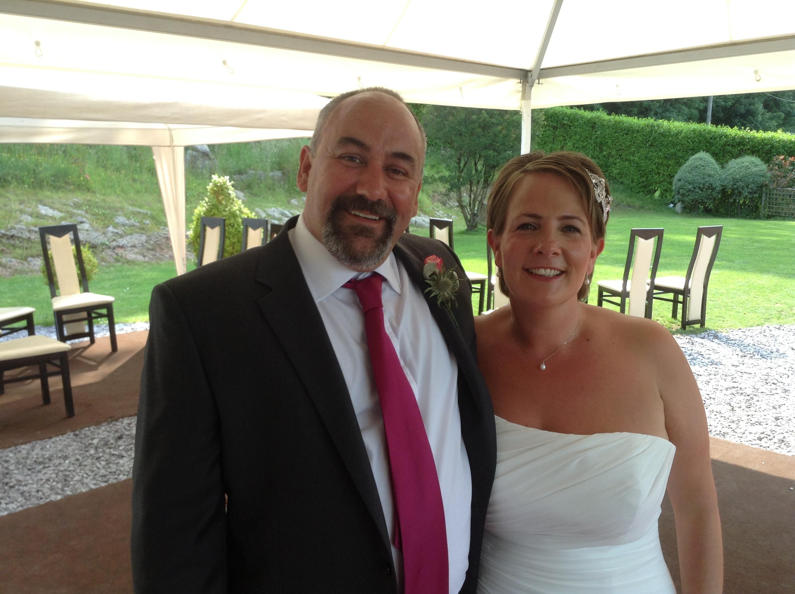 Jane & Colin