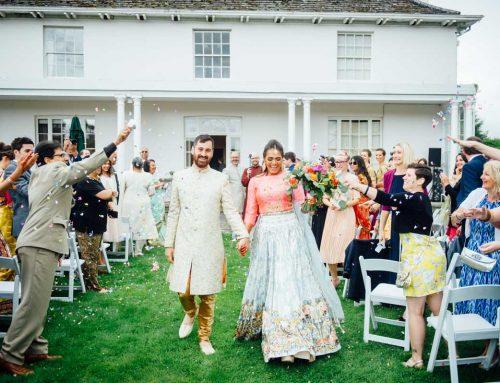 Kanika and Edward's wedding at Glanusk Estate